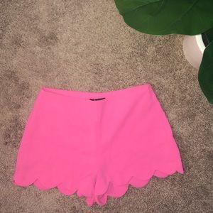 🍭Monteau | Scallop Shorts